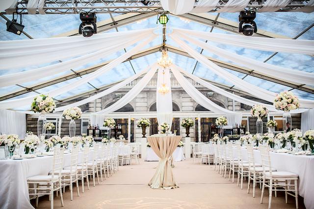 Beautiful decoration ideas for the perfect dubai wedding dubai view larger image dubai junglespirit Choice Image
