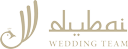 Dubai Wedding Team Sticky Logo