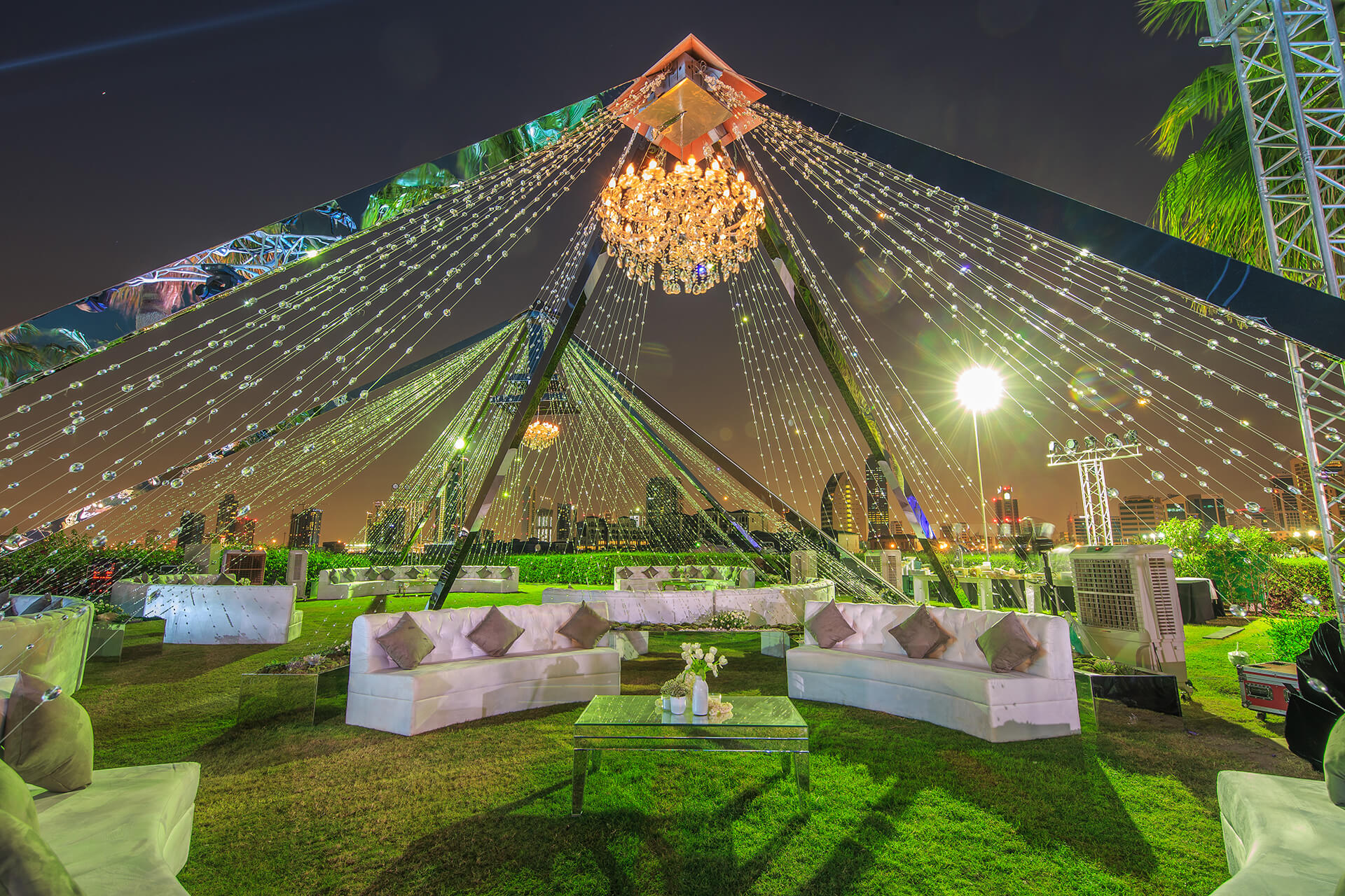 The Wedding Planners In Dubai